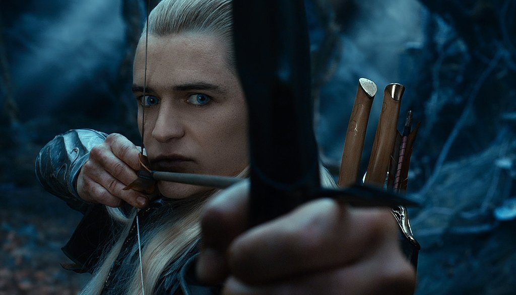 Best Character Return: Legolas in The Hobbit: The Desolation of Smaug's Trailer