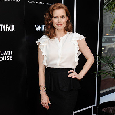 Amy Adams at Opening of CH Carolina Herrera Store in LA