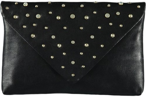 Diamante Clutch Bag with Across Body Strap