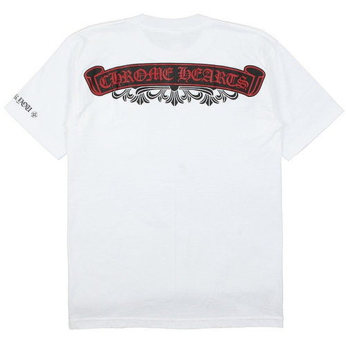 Chrome Hearts New Scroll Tee