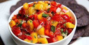 After Tasting This Mango Red Pepper Salsa, You'll Never Buy Store-bought Again