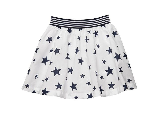 She'll look like a star wearing this Carter's Fourth of July skirt ($5, originally $22) that comes with separate bike shorts.