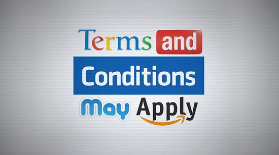 Terms and Conditions Trailer