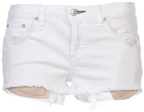 Rag & Bone 'Mila' denim short