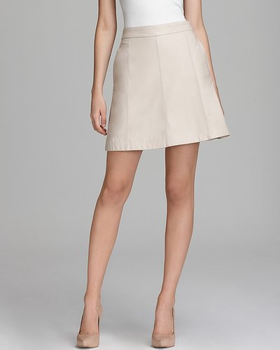 MARC BY MARC JACOBS Skirt - Jett Leather