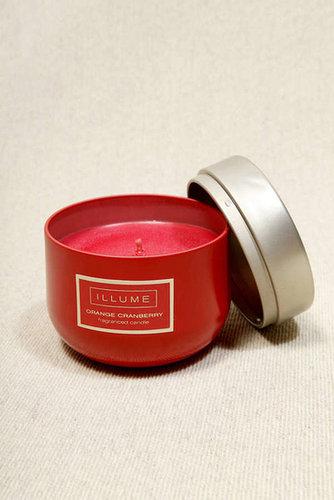 Illume Orangle & Cranberry Candle