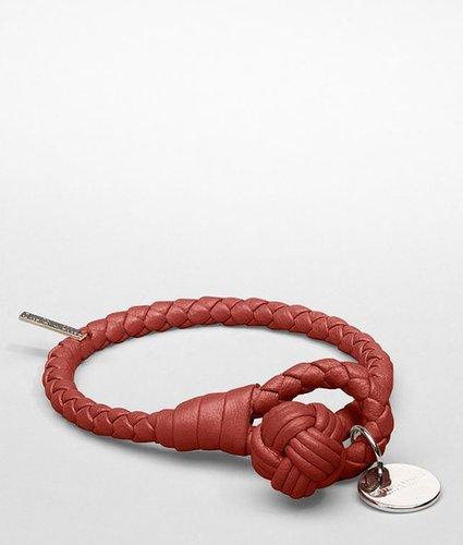 Brique intrecciato nappa bracelet