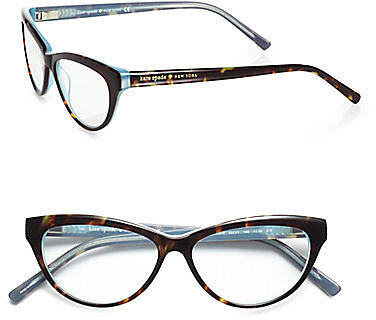Kate Spade New York Abena Cat's-Eye Reading Glasses