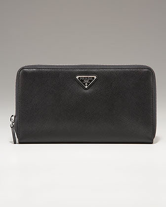 Prada Saffiano Large Document Wallet