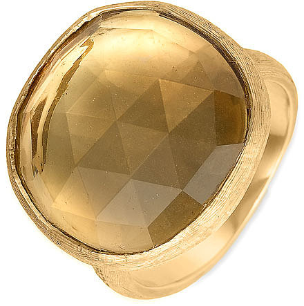 Marco Bicego 'Jaipur' Large Citrine Ring