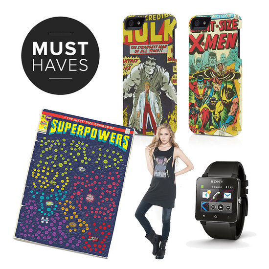 July Must Haves: Superhero Edition