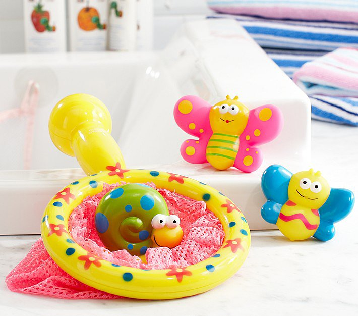 Pottery Barn Kids Bugs in a Tub
