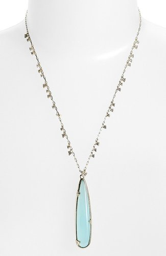 Melinda Maria 'Pyramid Pod - Corrina' Pendant Necklace