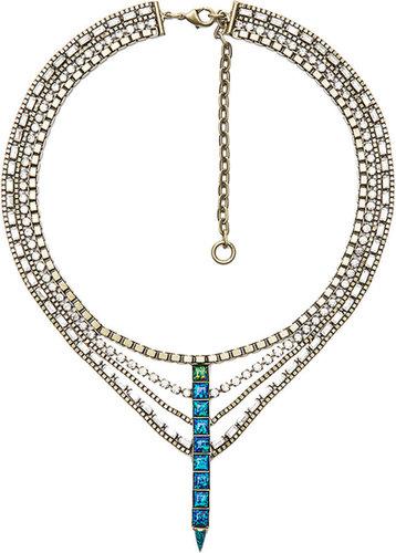 Lionette Australia Necklace in Blue