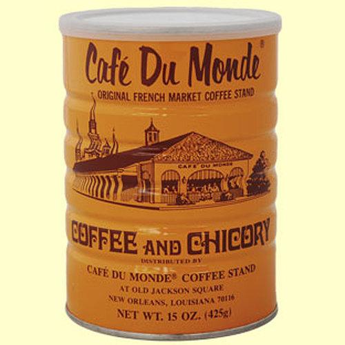 Louisiana: Café du Monde Chicory Coffee
