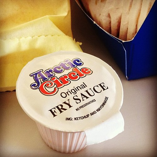 Utah: Arctic Circle's Fry Sauce