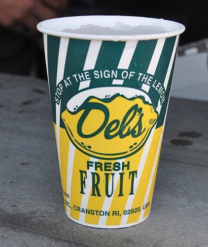 Rhode Island: Del's Lemonade