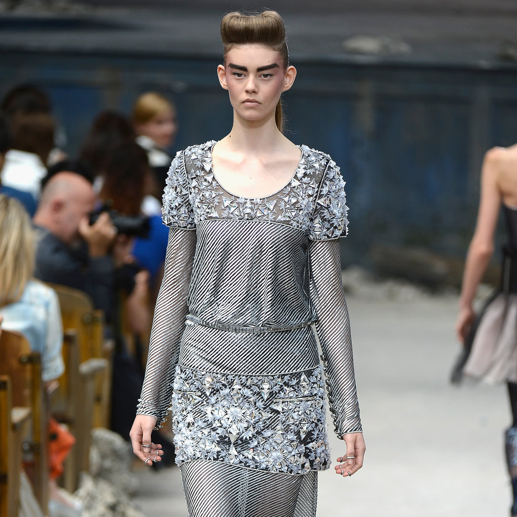 Chanel Runway: 2013 Fall Paris Haute Couture Fashion Week ...