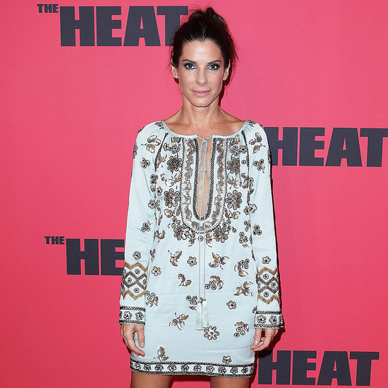 Sandra Bullock at The Heat Premiere | Pictures