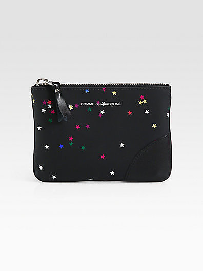 Comme des Garcons Bright Star Neoprene Pouch