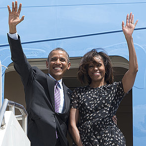 The Obamas' Overseas Trips