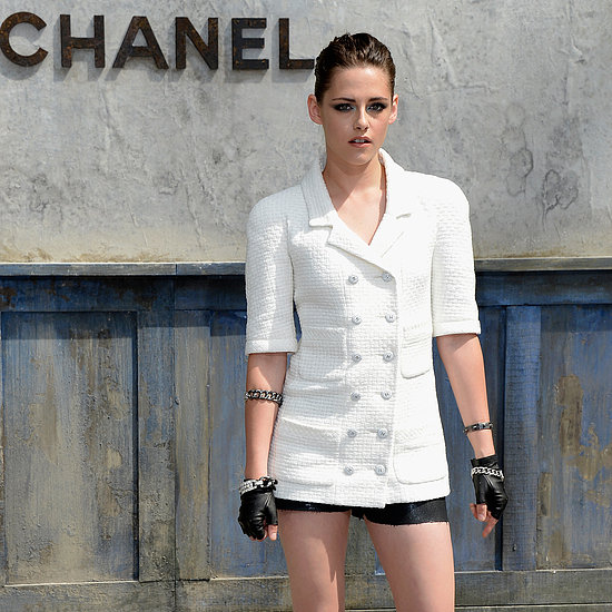 Video: New Tattoos, Leather Gloves, and Summer Plans — Kristen Stewart Is Back on the Town!