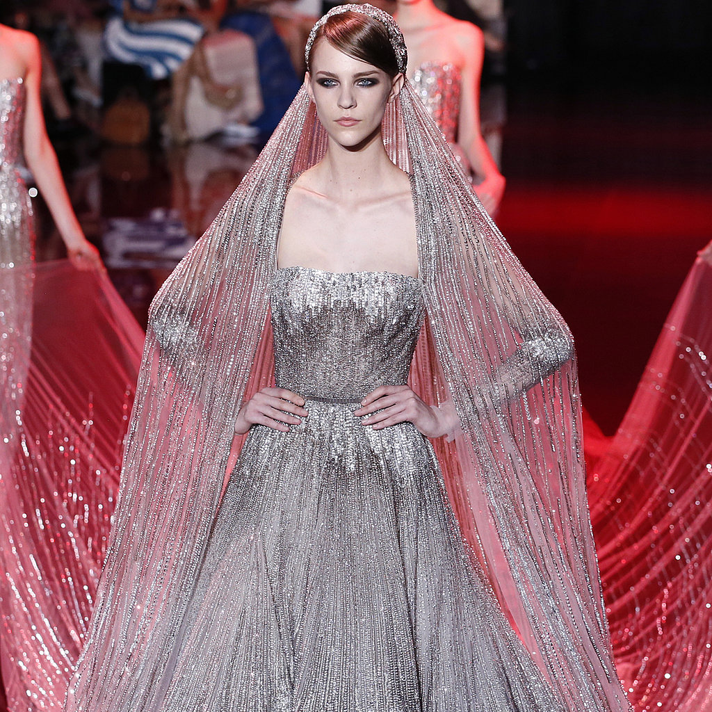 Elie saab at paris haute couture fashion week fall 2013 for Haute couture fashion