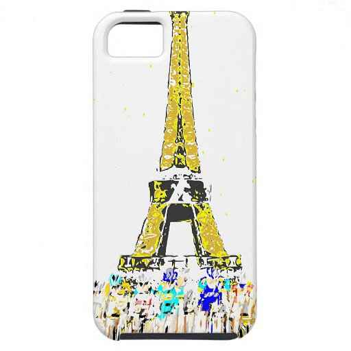 This iPhone 5 cover ($60) has got it right — what's the Tour de France without the Eiffel Tower?