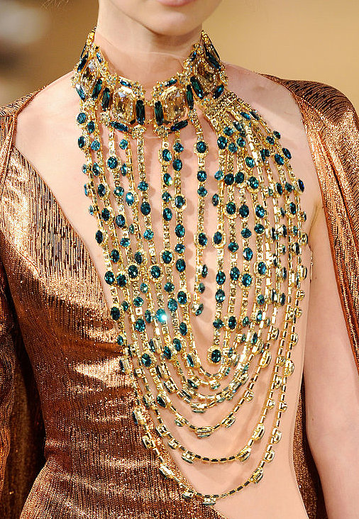 Tony Yaacoub Haute Couture Fall 2013