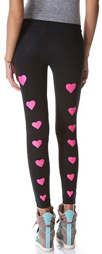 Sauce Hearts Leggings