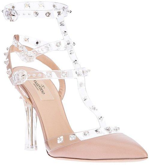 Valentino Garavani studded sandals
