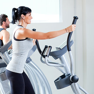 Cardio Workout: Full-Body Elliptical