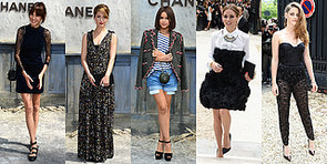 Stars at Couture! See Which Celebrities Made It to Paris (UPDATED)