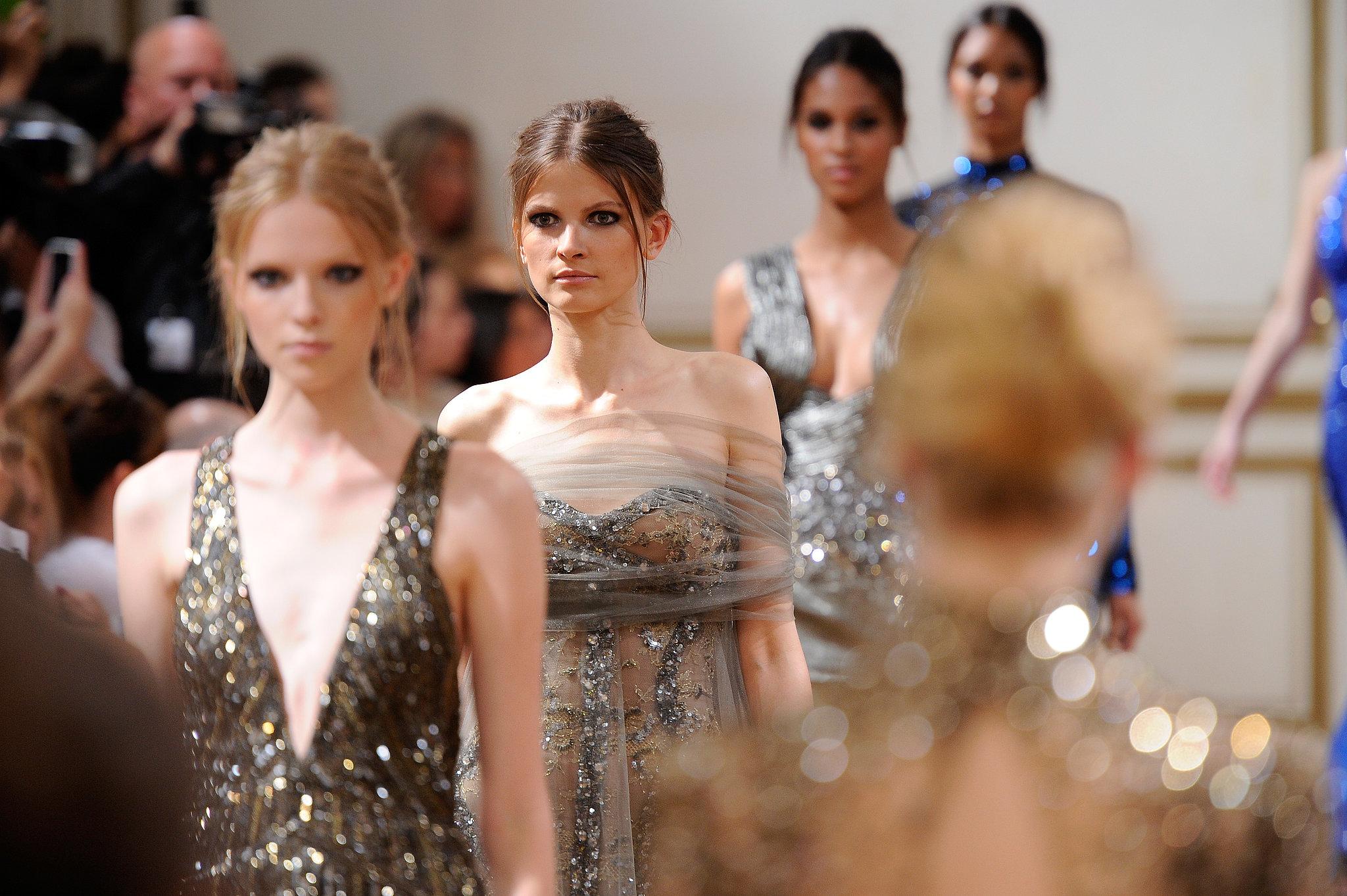 Zuhair Murad Conjures Up Rocker Ballerinas in Couture
