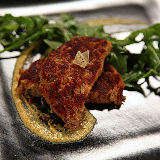 Homestyle Lentil Burger