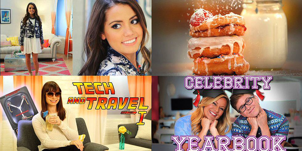 This Week on PSGG: Cronuts, Celebrity Yearbook Superlatives, Travel Apps, and More!