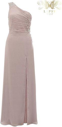 Lipsy VIP One Strap Maxi Dress