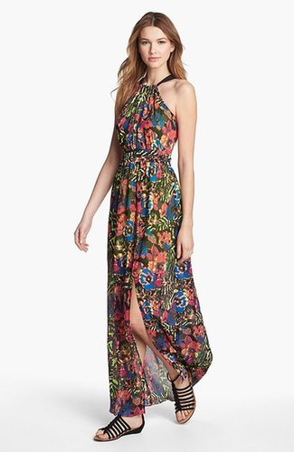 Marc New York by Andrew Marc Print Maxi Dress
