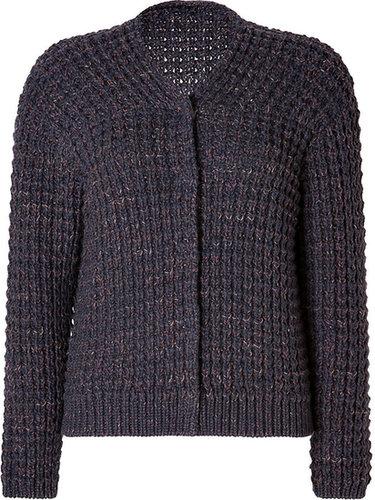 Brunello Cucinelli Cashmere Chunky Knit Cardigan