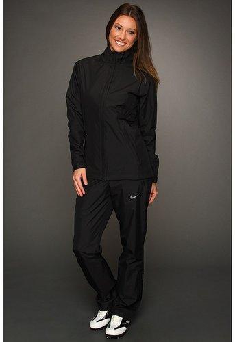 Nike Golf - Storm-Fit Rain Suit (Black/Charcoal) - Apparel