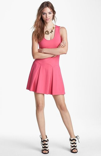 Devlin Pleated Dress