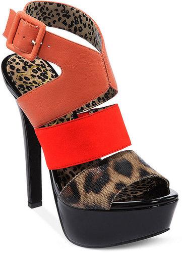 Jessica Simpson Shoes, Erica Platform Sandals