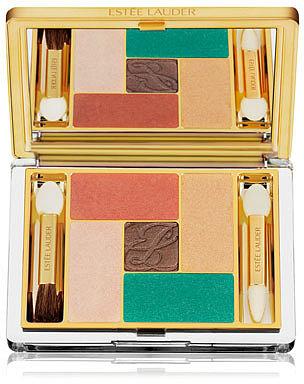 Estee Lauder Limited Edition Pure Color Five Color Eyeshadow Palette, Batik Sun
