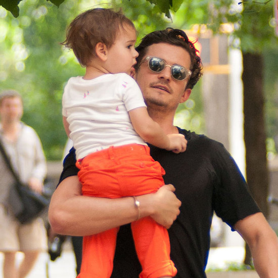 Orlando Bloom and Flynn at Central Park | Pictures