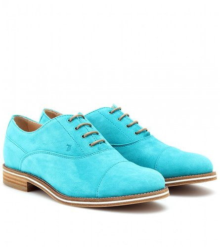 Tod's TOD'S NO_CODE SUEDE BROGUES