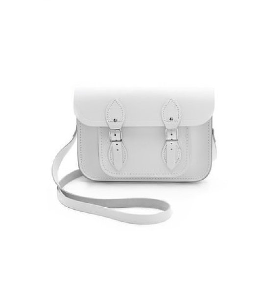 A classic in every sense of the word — there will be few looks that won't pair with this Cambridge Satchel ($140).