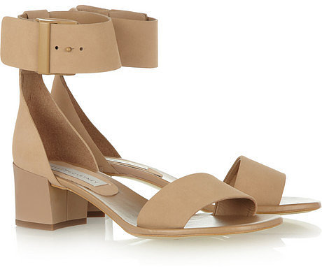 Stella McCartney Faux leather sandals