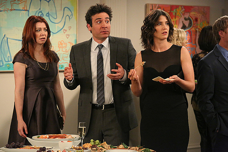 How I Met Your Mother It's exciting but bittersweet: the cast of How I Met Your Mother is coming to Comic-Con for the first time ever — to talk about their last season ever. No matter, though: I'm sure the ultracharming cast, including Jason Segel, Josh Radnor, and Alyson Hannigan, can make up for it. And, of course, our ears will be open for anything and everything mother-related.