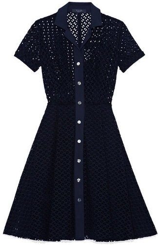 Preorder Giles Sangallo Lace Shirt Dress
