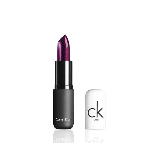 Ck One Color Lipstick in Velvet, $35